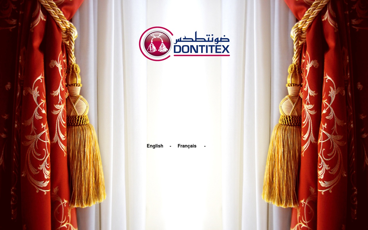 creation site web maroc dontitex